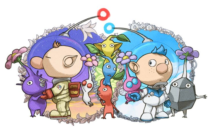 84 Best Images About Pikmin On Pinterest Chibi Robo Tv