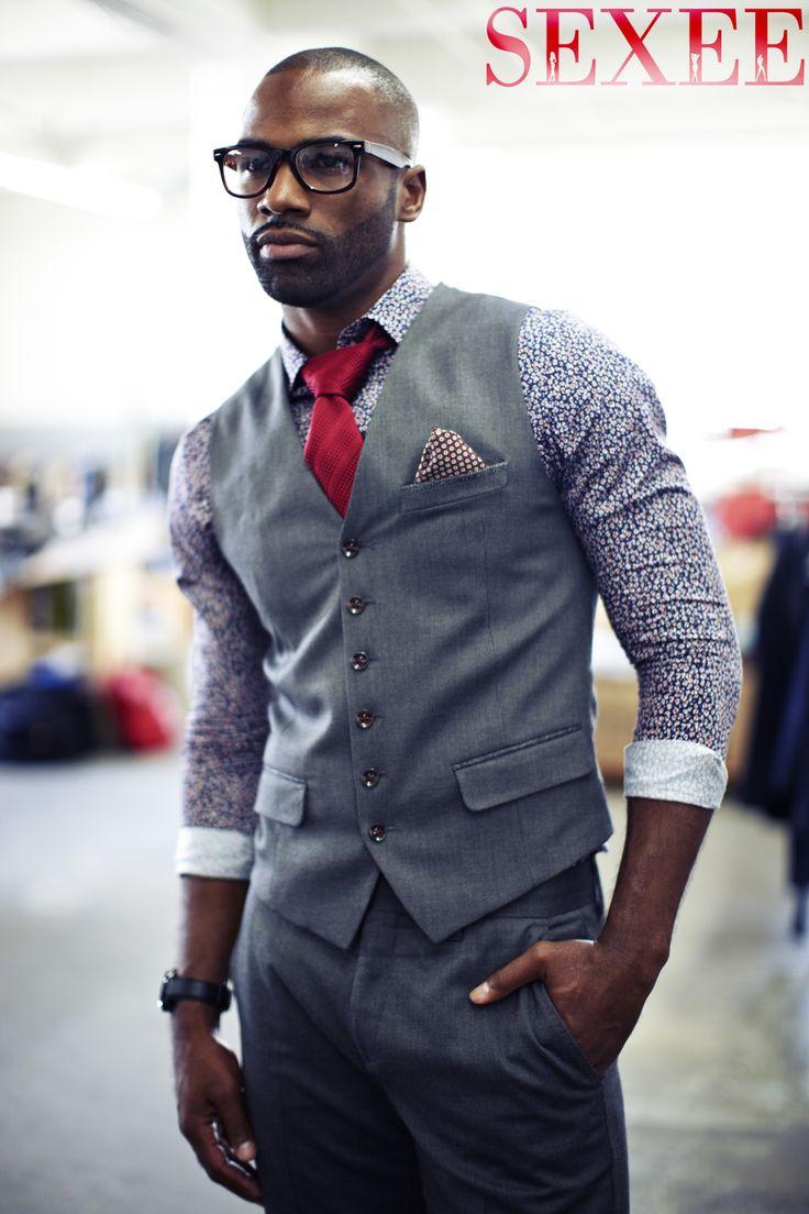 17+ best ideas about Black Men Styles on Pinterest | Man style, Adam menswear and Black men's ...