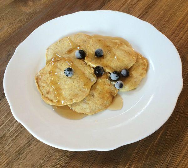 Skinny Pancakes | Heidi Powell