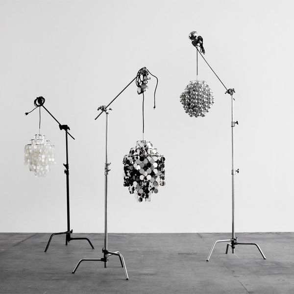 Lampadario Ball - design Verner Panton - Verpan