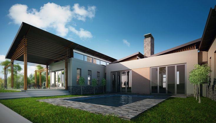 WATERFALL HOUSE | Urban Habitat Architects