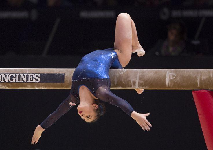 Claudia Fragapane, Team GB, World Championships, Glasgow  2015
