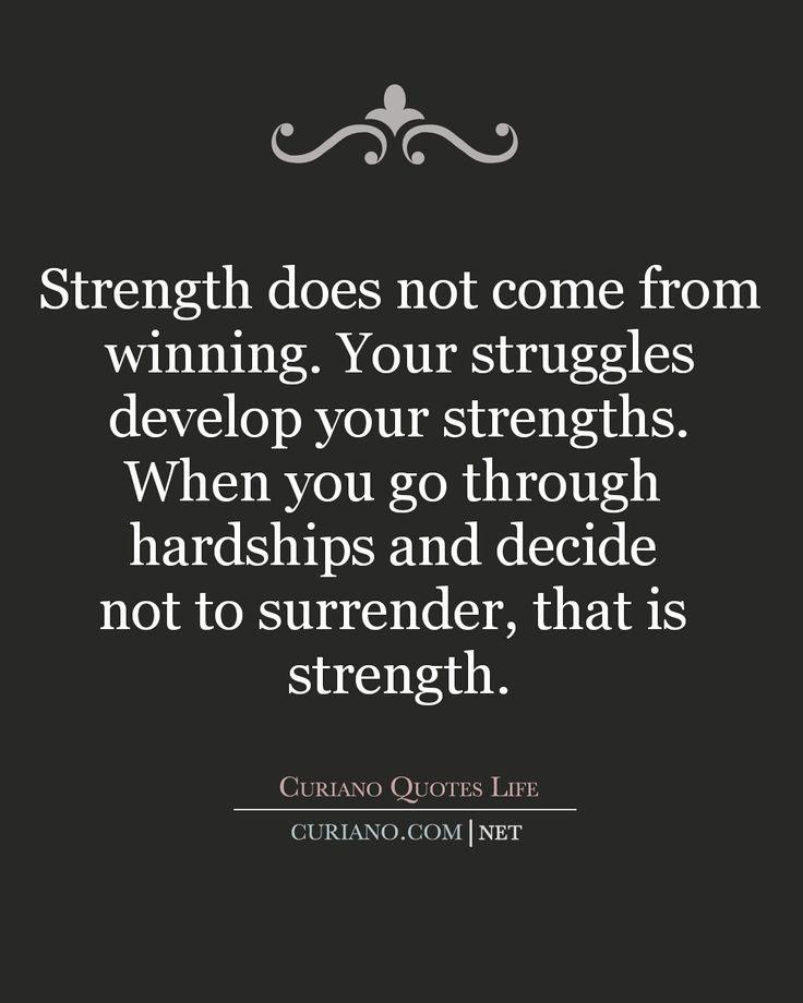 Strength Motivational Quotes: Best 25+ Strength Ideas On Pinterest
