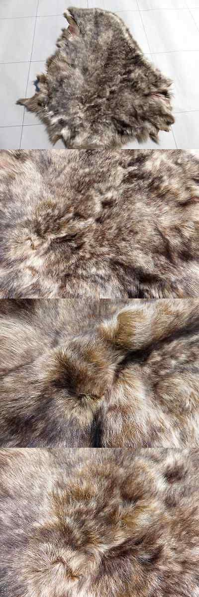 Leather Hides and Fur Pelts 83938: Sheepskin Leather Hide Timber Wolf Toscana Thick Silky Wavy Haired -> BUY IT NOW ONLY: $30.99 on eBay!