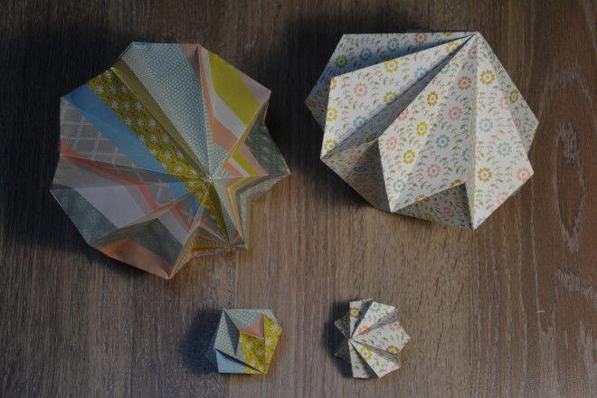 diamant origami mini labo