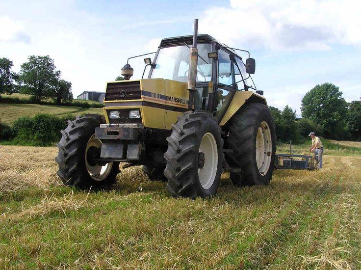 Afbeeldingsresultaat voor marshall 100 tractor