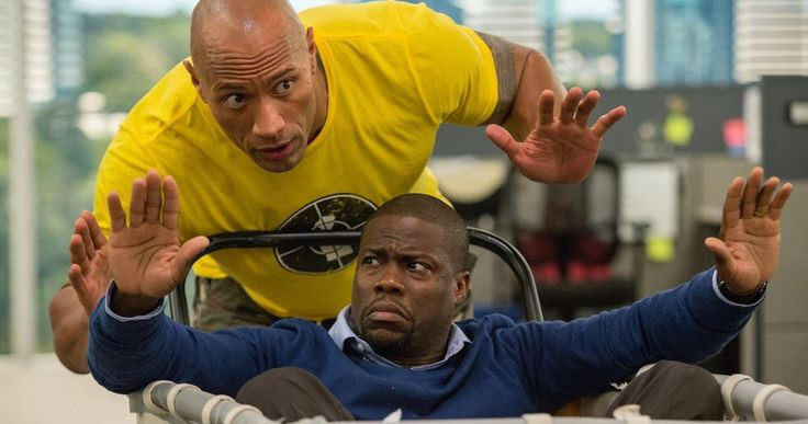 'Central Intelligence' Trailer #2 Teams the Rock with Kevin Hart -- A lethal CIA agent drags his former classmate on a dangerous mission that might be too hot to handle in the action-comedy 'Central Intelligence'. -- http://movieweb.com/central-intelligence-trailer-2-dwayne-johnson-kevin-hart/