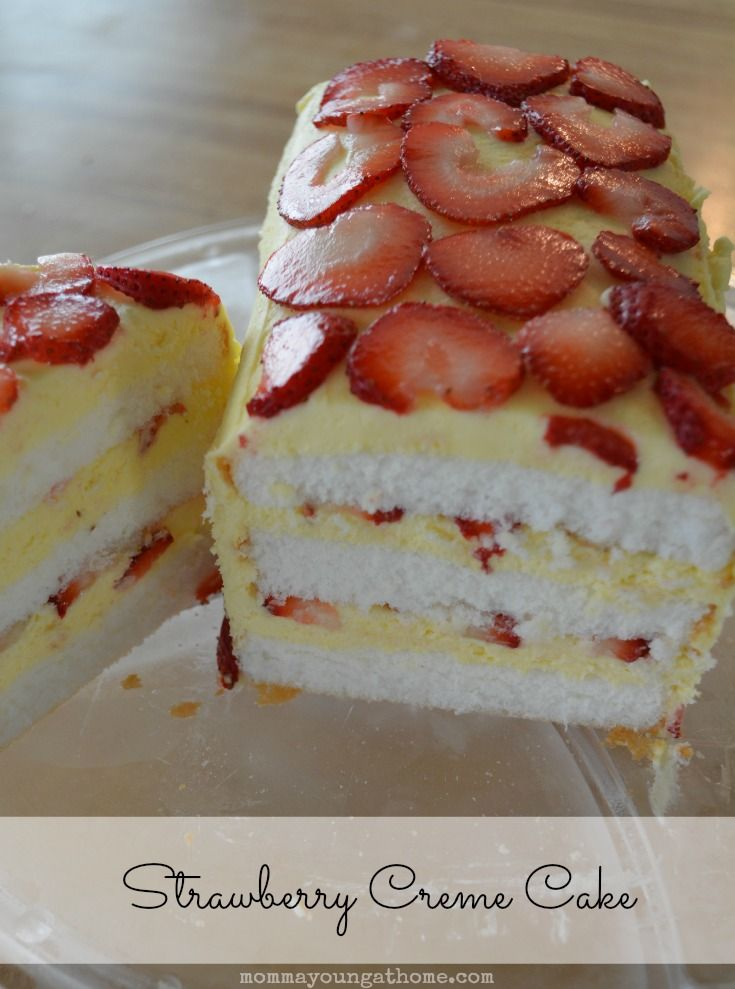 Easy Cake Recipes Bake Home