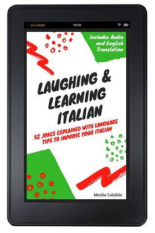 A fun book to learn and practice Italian.