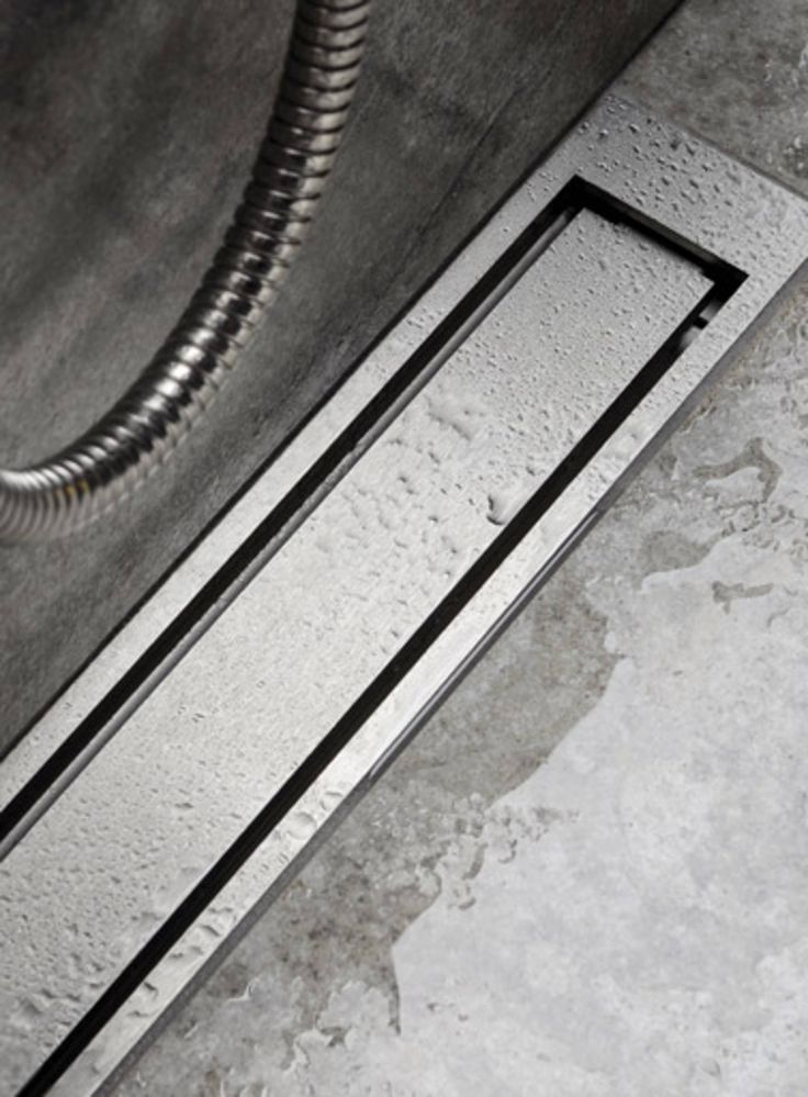 unidrain: Functional and modern bathroom designs