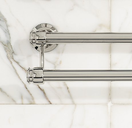 Pictures In Gallery Lugarno Double Towel Bar