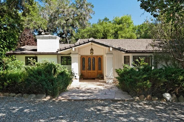 (Sold) Custom Ojai Arbolada Estates Home http://www.ojaivalleyestates.com/929-cuyama-road.html