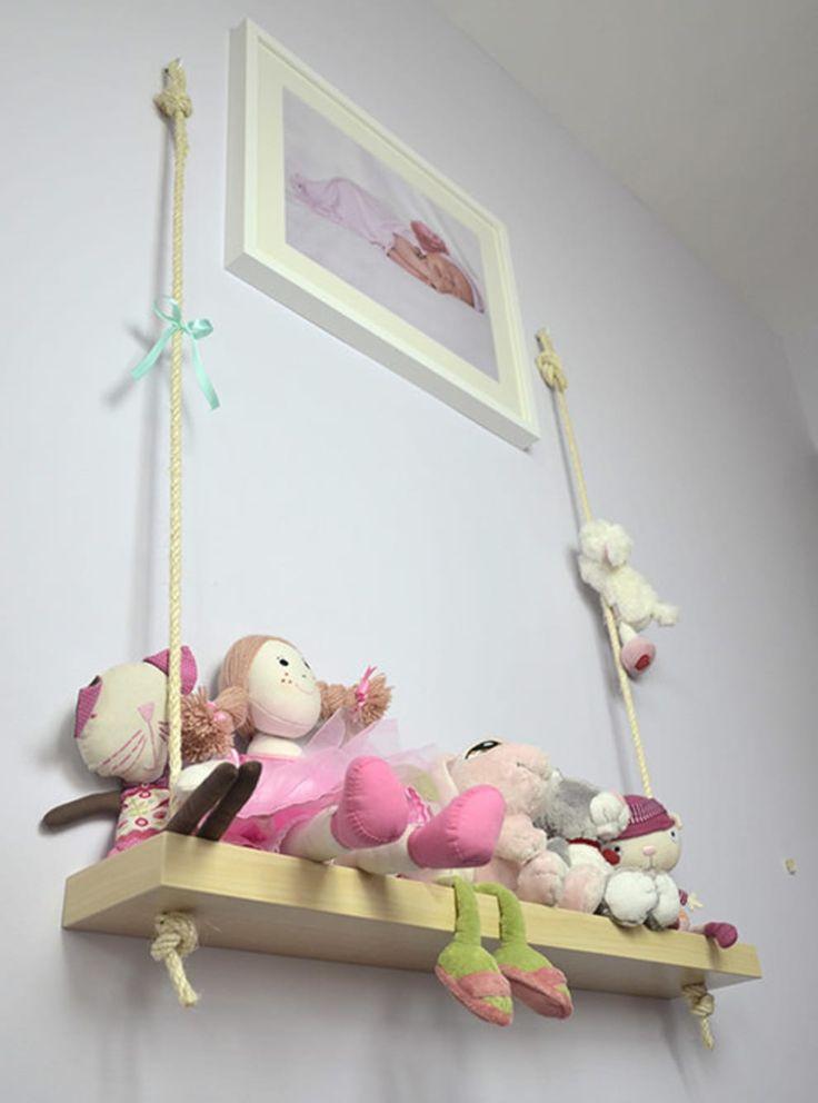 16 hacks ingénieux d'Ikea qui rendent chaque pépinière plus belle et plus confortable   – Kinderzimmer Meli