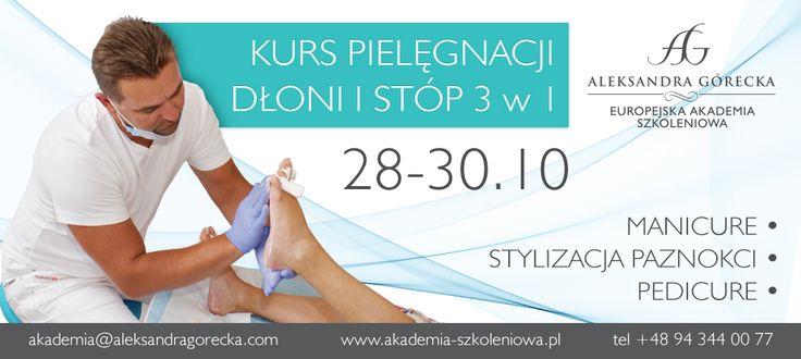 Kurs pielęgnacji dłoni i stóp #Koszalin #dłonie #paznokcie #stylizacja #kurs #szkolenie #stopy #nauka