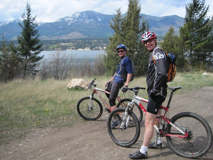 Mountain bike tours and rentals  #FairmontHotSpringsResort #BCRockiesAdventures #biking #mountainbike #rentals #tours #adventure #activities