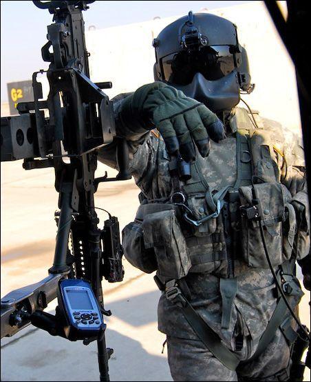 ghost soldier (get it , got it , good )