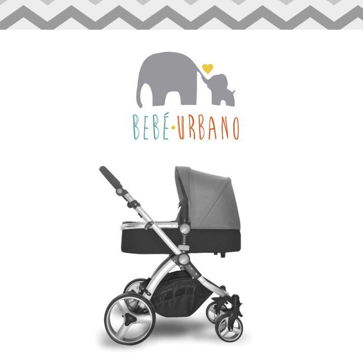 Coches MOMA, exclusividad y diseño para la comodidad tuya y de tu hijo. Encuéntralos en Bebé Urbano!