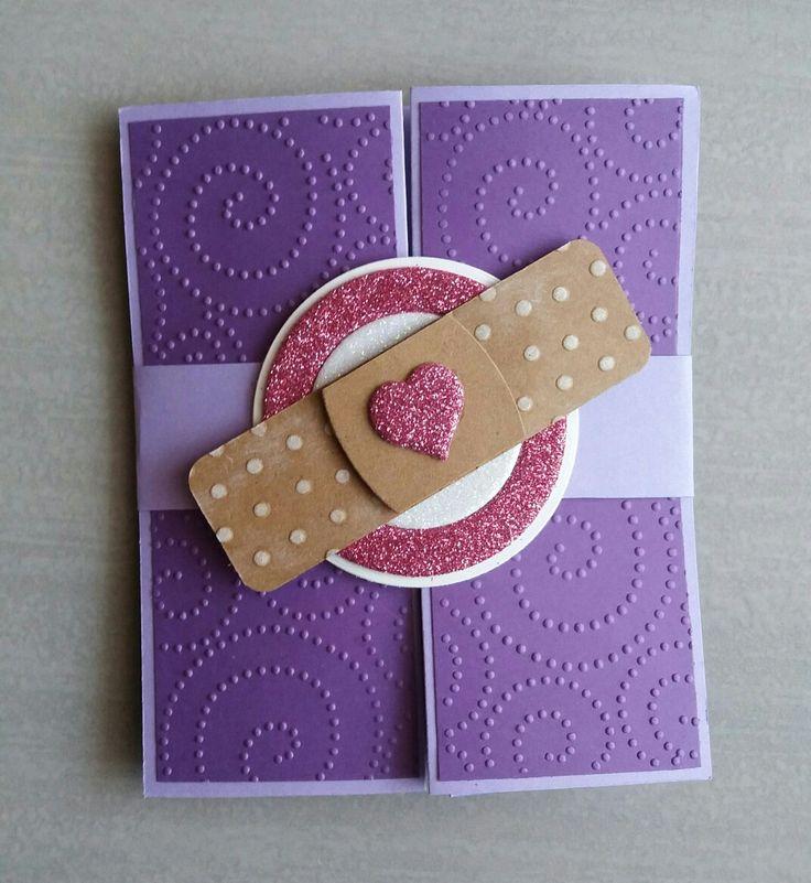Card scatolina con sorpresa Dott.ssa Peluche