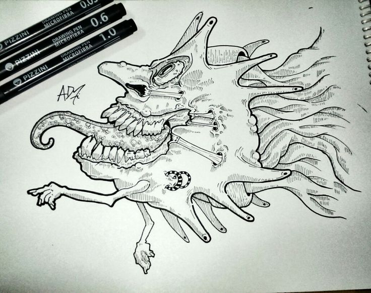 Dude // doodle