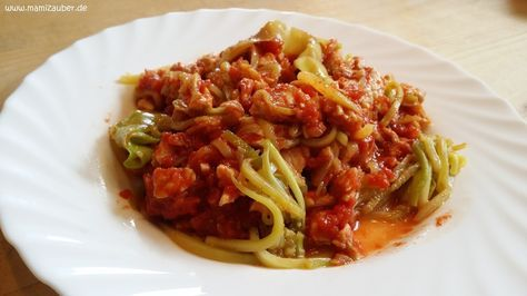 Size Zero Rezepte, Zucchini-Nudeln, Erfahrung mit Size Zero, dem 10-Wochen-Programm von Julian Zietlow