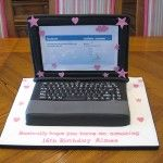 10 Awesome Computer Cake Decorating Ideas