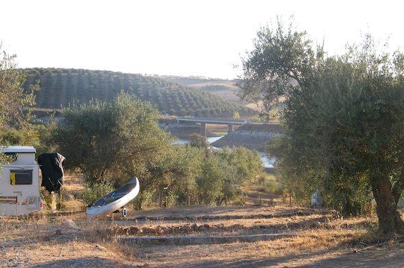 Rural Campsite-Camping Rosário