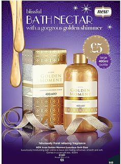 Bath Nectar  Buy Christmas Gift for her today. See Brochure at http://avon4.me/1vQO3er Christmas Shop from Pages 131- 202