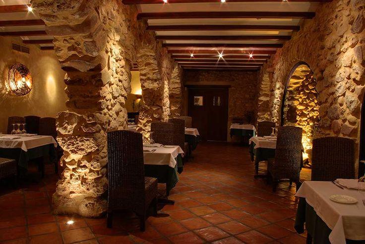 El restaurante, cenas románticas a la luz de las velas