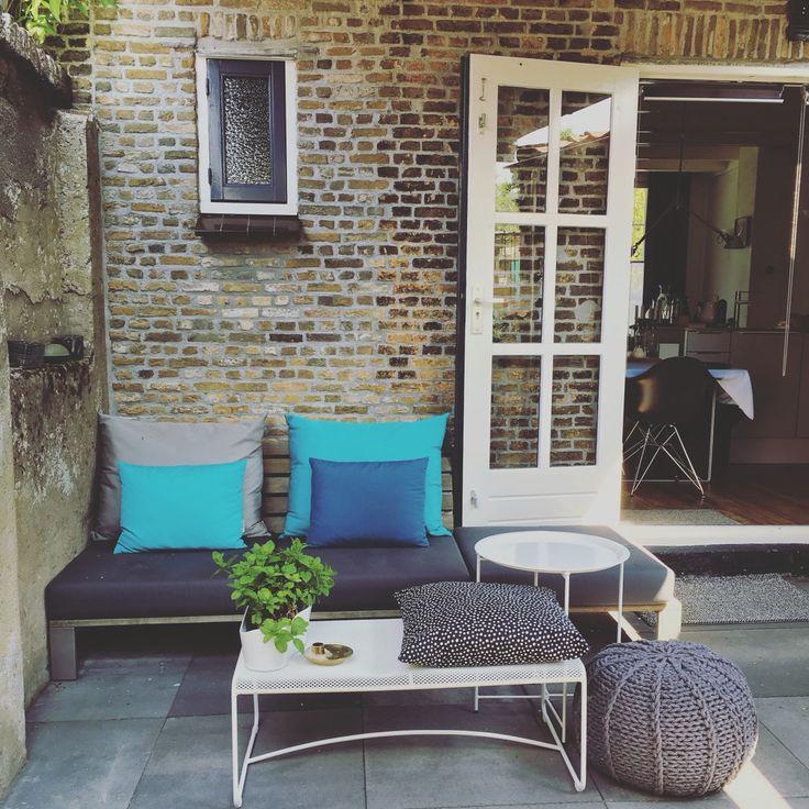 Garden, Dutch furniture, Sitting Image
