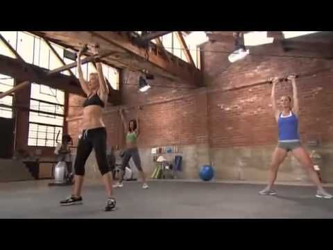 Jackie Warner Personal Training 30 Day Fast Start Lower Body - YouTube