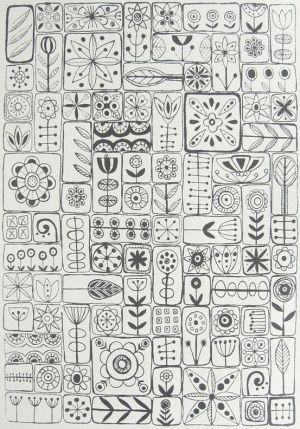 #doodle #zentangle #inspiration