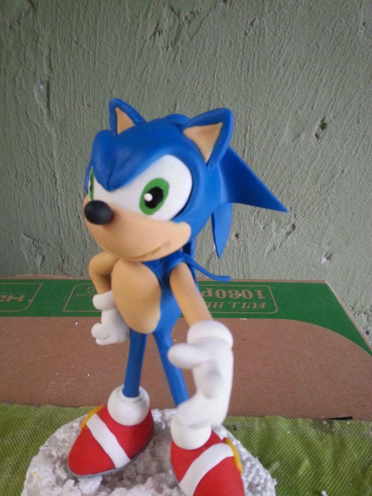 Sonic -Porcelana fría