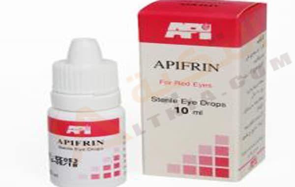 أبيفرن Apifrin قطرة لعلاج ارتفاع ضغط العين الذي ي سبب الكثير من المشاكل الصحية والضارة بالعين ويكون هناك بعض الأعراض التي ت Mustard Bottle Toothpaste Bottle