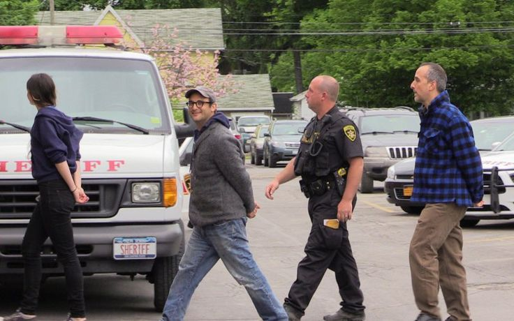 Exclusive: Anti-Fracking Filmmaker Josh Fox Arrested In Finger Lakes Protest - http://www.thedailybeast.com/articles/2015/05/13/exclusive-anti-fracking-filmmaker-josh-fox-arrested-in-finger-lakes-protest.html