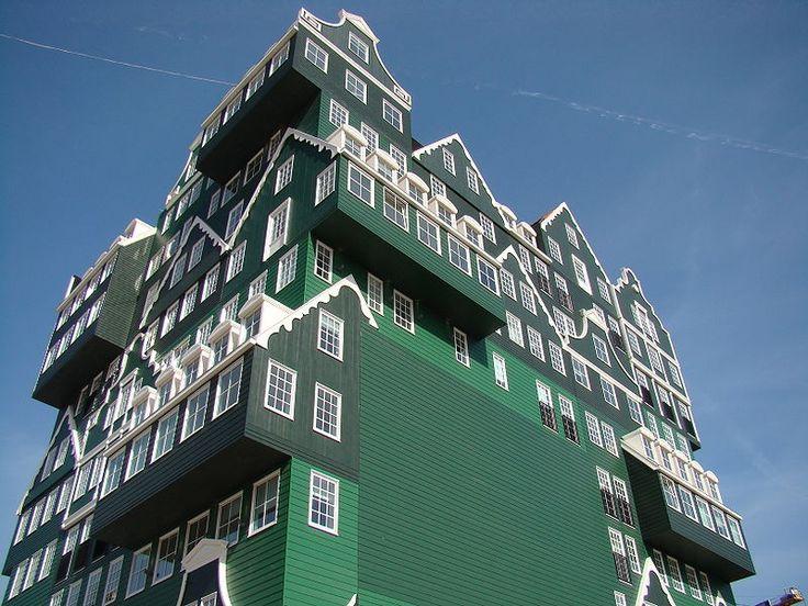 Nieuwbouw zaandam - Postmodernisme (architectuur) - Wikipedia
