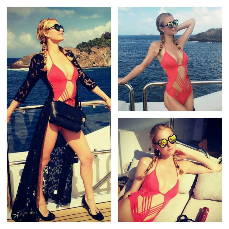 @ParisHilton Is #KillingIt in #PARISDISE (@eonlinephoto http://www.eonline.com/videos/243909/paris-hilton-is-giving-us-paradise-envy)  #Actress #Beauty #Celebrity #CelebrityDesigner #CelebrityModel #Cosmetics #Designer #EOnline #Heiress #ItGirl #Mirror #Model #ParisHilton #ParisHiltonBrand #ParisHiltonCosmetics #ParisHiltonHandbags #ParisHiltonShoes #ParisHiltonSunglasses #ParisHiltonWatches #StBarths #Sunglasses #Supermodel www.parishilton.com