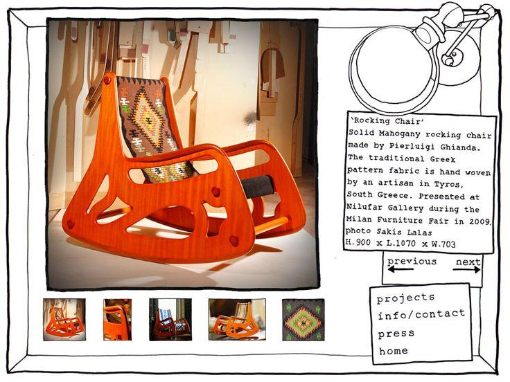 www.porsanidis.com/ projects/ rocking chair