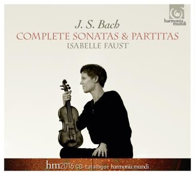 Isabelle Faust Violoniste