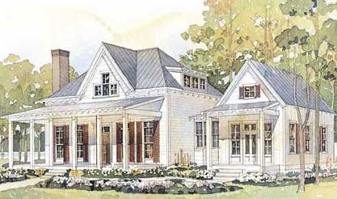 Cottage Style House Plans...Traditional And Timeless Appeal!