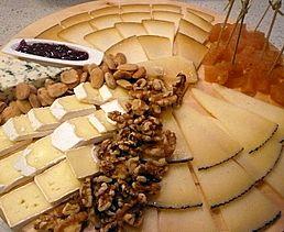 Idea de Tabla de quesos