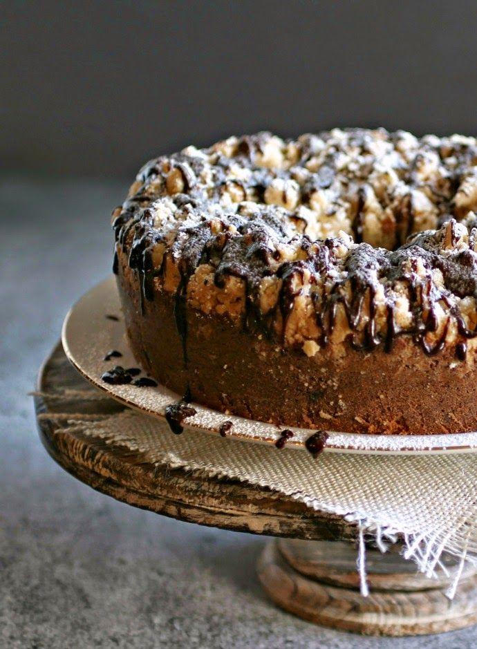 Davidlebovitz Coffee Crumb Cake Recipe