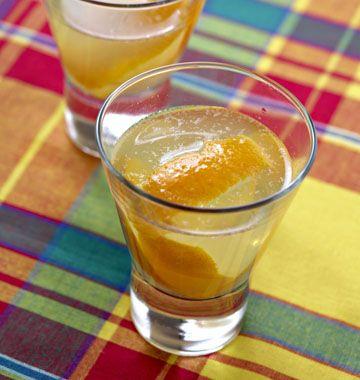 Shrubb ou rhum arrangé des Antilles (Noël) - les meilleures recettes de cuisine d'Ôdélices