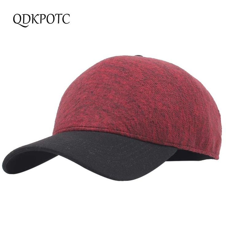 QDKPOTC 2018 New Autumn Winterhigh quality Fashion Simple Men Women Baseball Caps Patchwork Snapback Classic Cap Winter Warm Hat [orc32922535781] – $45.95 : PopNobility – BaseballCaps