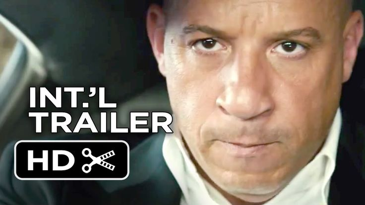 Furious7 Official International Trailer #1 (2015) - Vin Diesel, Paul Walker