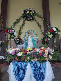 LA FAMILIA, lugar de fiesta: Celebrar a Nuestra Madre María Santísima en familia...