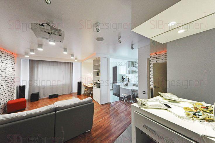 Интерьер гостиной дизайн гостиной фото - СибДизайнер.ru