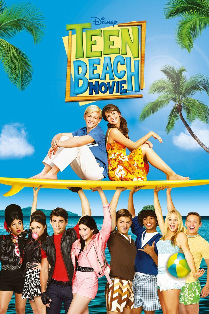 Teen Beach Movie.......