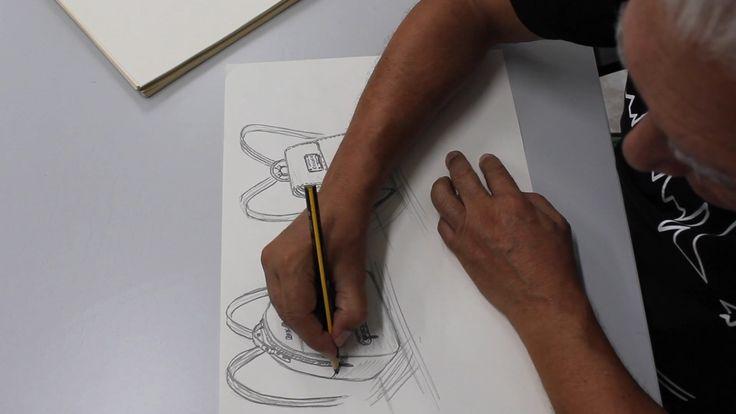 """Bocetos de moda con Juanvi Broch """"Senior"""""""