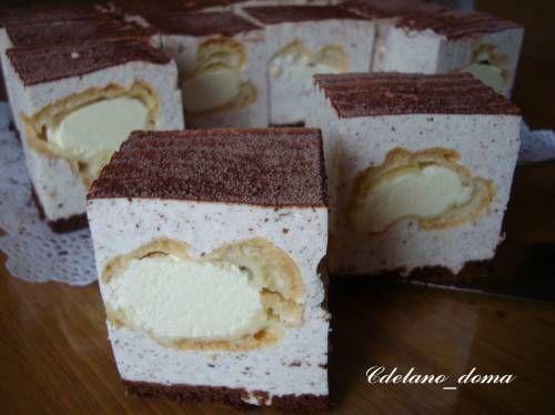 Шоколадный торт рецепт дамские пальчики