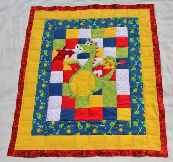 Childs Sensory Therapy Weighted Blanket by MorethanSquares on Etsy